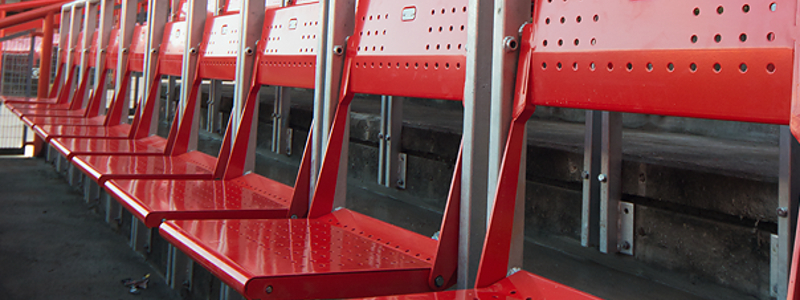 Rail seats